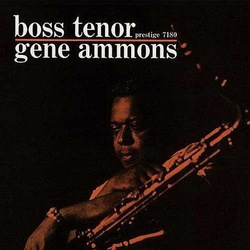 Gene Ammons Boss Tenor Analogue Productions #d stereo 200gm vinyl LP