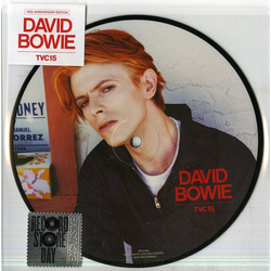 "David Bowie TVC 15 RSD exclusive 7"" vinyl picture disc tvc15"