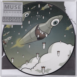 "Muse Reapers RSD exclusive 7"" vinyl picture disc"