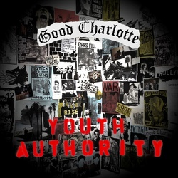 Good Charlotte Youth Authority vinyl LP