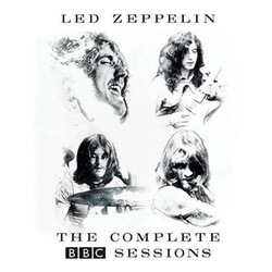 Led Zeppelin The Complete BBC Sessions 5 LP / 3 CD box set