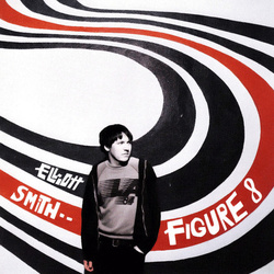 Elliott Smith Figure 8 Bong Load 2016 reissue #d COKE SWIRL vinyl LP