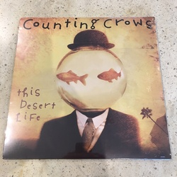 Counting Crows This Desert Life US 1999 vinyl 2 LP SEALED
