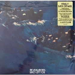 The Avalanches Since I Left You US 2017 reissue BLUE vinyl 2 LP