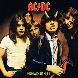 AC/DC Highway To Hell remastered 180gm vinyl LP