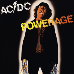 AC/DC Powerage remastered 180gm vinyl LP