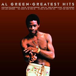 Al Green Greatest Hits limited edition 180gm vinyl LP + download