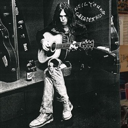Neil Young Greatest Hits 180gm vinyl 2 LP + 7""