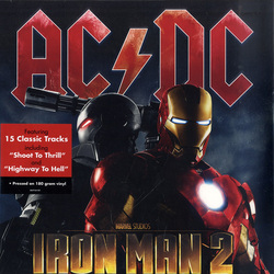 AC/DC Iron Man 2 180gm vinyl 2 LP