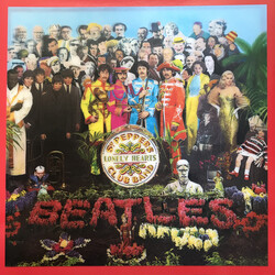 Beatles Sgt Pepper's Lonely Hearts Club Band 50th deluxe 6 CD DVD bluray Box Set
