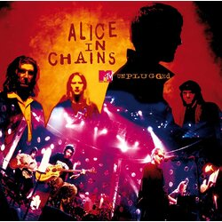 Alice In Chains MTV Unplugged MOV audiophile 180gm vinyl 2 LP