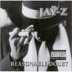 Jay-Z Reasonable Doubt MOV audiophile 180g vinyl 2 LP + 10""