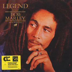 Bob Marley & The Wailers Legend 180gm vinyl LP +download