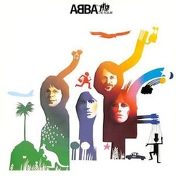 Abba The Album remastered 180gm vinyl  + download