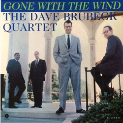 Dave Brubeck Quartet Gone With The Wind High Quality vinyl LP
