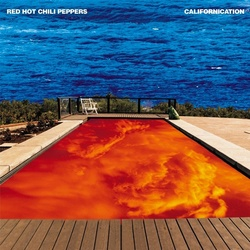 Red Hot Chili Peppers Californication vinyl 2 LP