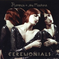 Florence & The Machine Ceremonials 180gm vinyl 2 LP