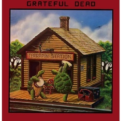 Grateful Dead Terrapin Station Analogue Productions 200gm vinyl LP