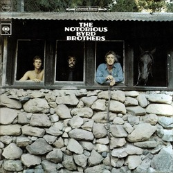 The Byrds Notorious Byrd Brothers remastered vinyl LP