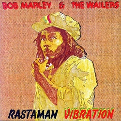 Bob Marley & The Wailers Rastaman Vibration MOV 180gm vinyl LP