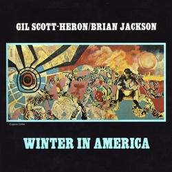 Gil Scott-Heron Winter In America vinyl 2 LP gatefold
