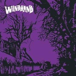 Windhand Windhand limited edition reissue RED vinyl LP gatefold sleeve