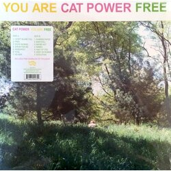 Cat Power You Are Free Reissue vinyl LP