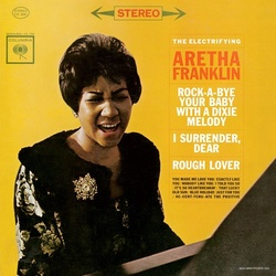 Aretha Franklin Electrifying Aretha Stereo 180Gm vinyl LP