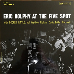 Eric Dolphy At The Five Spot Analogue Productins #d 200gm vinyl LP