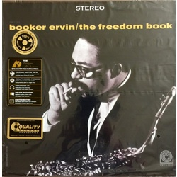 Booker Ervin Freedom Book Analogue Productions 200gm vinyl LP