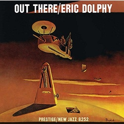 Eric Dolphy Out There Analogue Productions ltd rmstrd 200gm vinyl LP