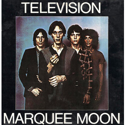Television Marquee Moon remastered reissue 180gm vinyl LP