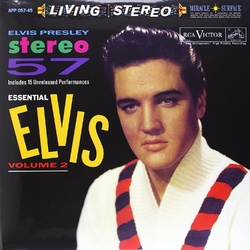 Elvis Presley Stereo 57 Essential V2 Analogue Productions vinyl 2 LP