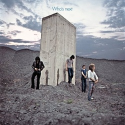The Who Who's Next MOV remastered 180gm vinyl LP