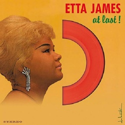 Etta James At Last! 180gm RED vinyl LP