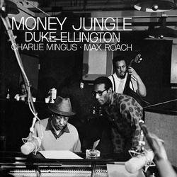 Duke Ellington Money Jungle remastered 180gm vinyl LP