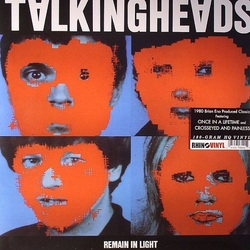 Talking Heads Remain In Light remastered 180gm vinyl LP