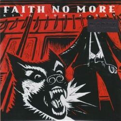 Faith No More King For A Day MOV reissue 180gm black vinyl 2 LP