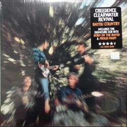 Creedence Clearwater Revi Bayou Country remastered 150gm vinyl LP