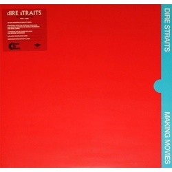Dire Straits Making Movies remastered 180gm vinyl LP +download