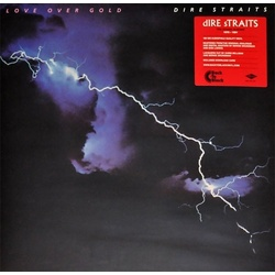 Dire Straits Love Over Gold remastered 180gm vinyl LP +download