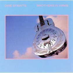 Dire Straits Brothers In Arms remastered 180gm vinyl 2 LP + download
