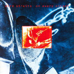 Dire Straits On Every Street remastered 180gm vinyl 2 LP +download
