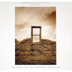 Brian Blade & The Fellowship Band Landmarks limited edition vinyl 2LP