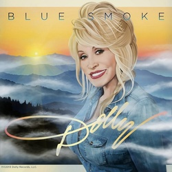 Dolly Parton Blue Smoke 180gm vinyl LP