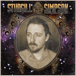 Sturgill Simson Metamodern Sounds In Country Music vinyl LP + download