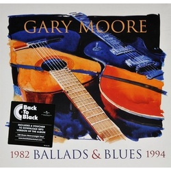Gary Moore Ballads & Blues 1982 - 1994 180gm vinyl LP + download