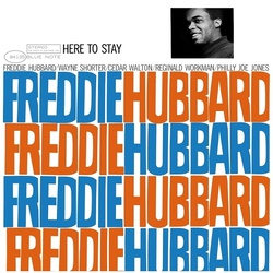 Freddy Hubbard Here To Stay vinyl LP