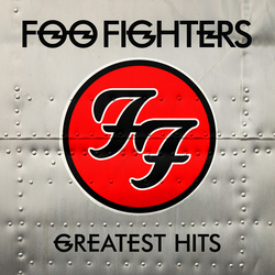 Foo Fighters Greatest Hits compilation vinyl 2 LP gatefold sleeve