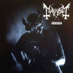 Mayhem Chimera deluxe limited edition vinyl 2LP